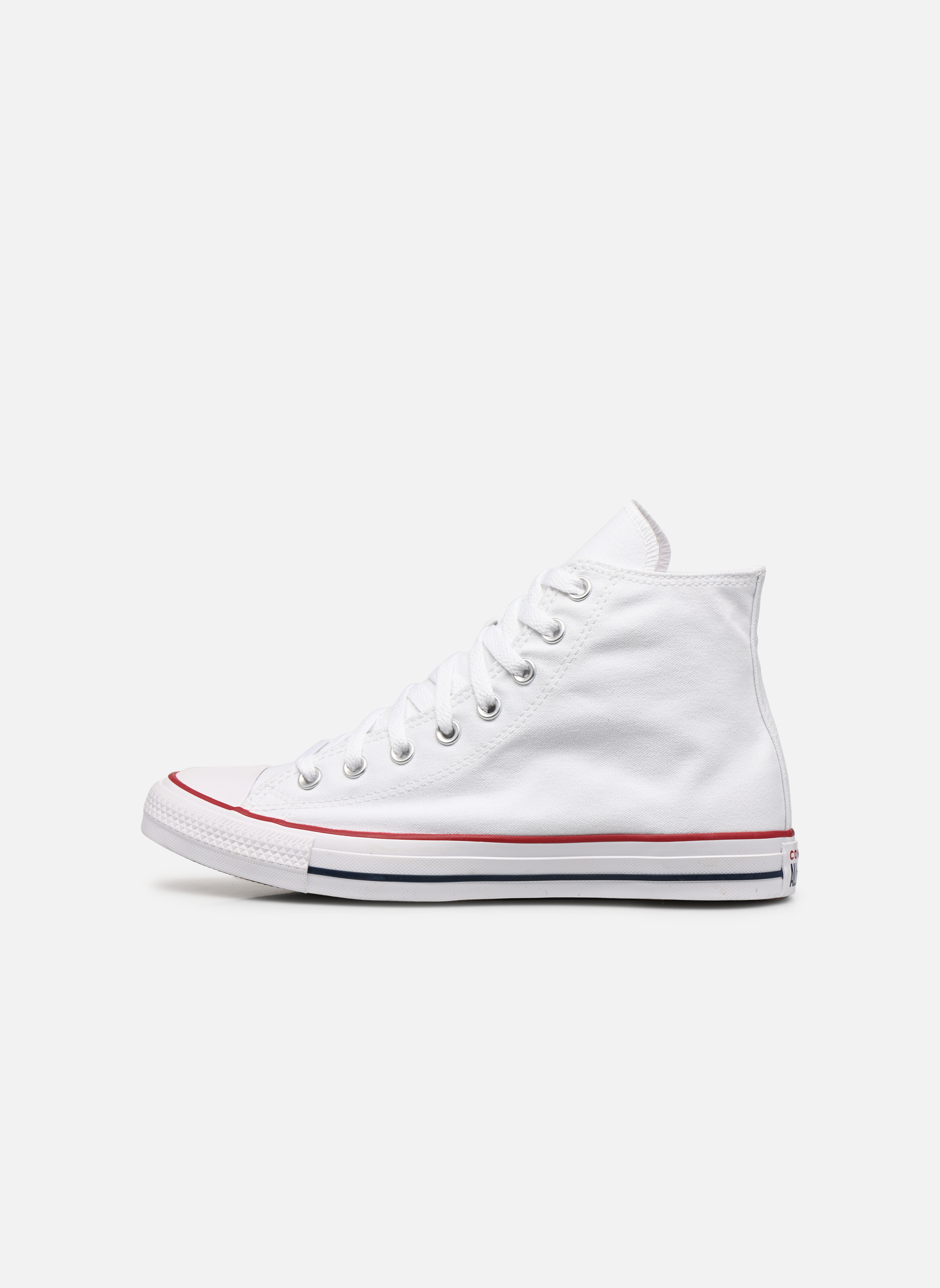 Sneakers Converse Chuck Taylor All Star Hi M Bianco immagine frontale