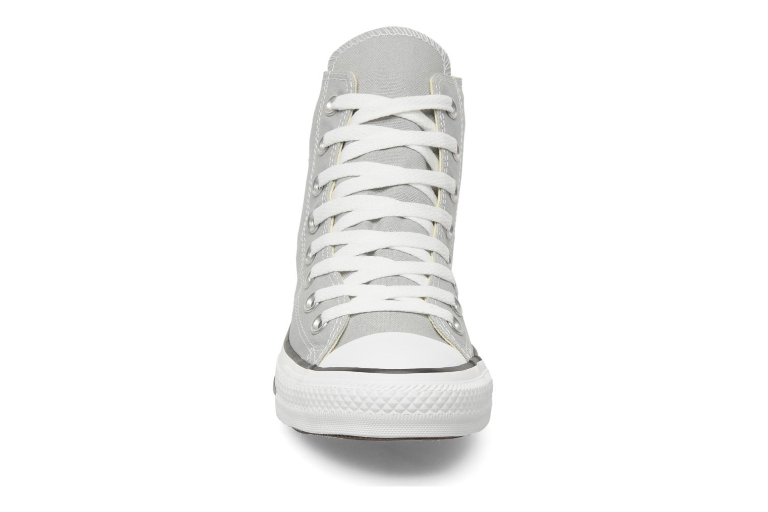 Trainers Converse Chuck Taylor All Star Hi Grey model view