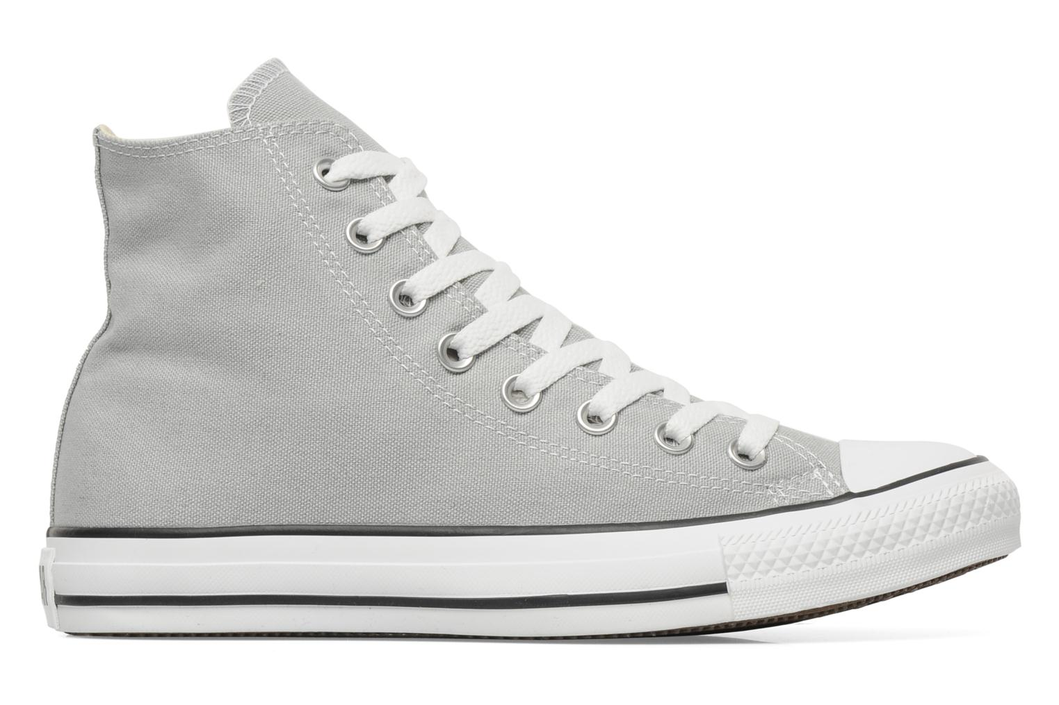 Trainers Converse Chuck Taylor All Star Hi Grey back view