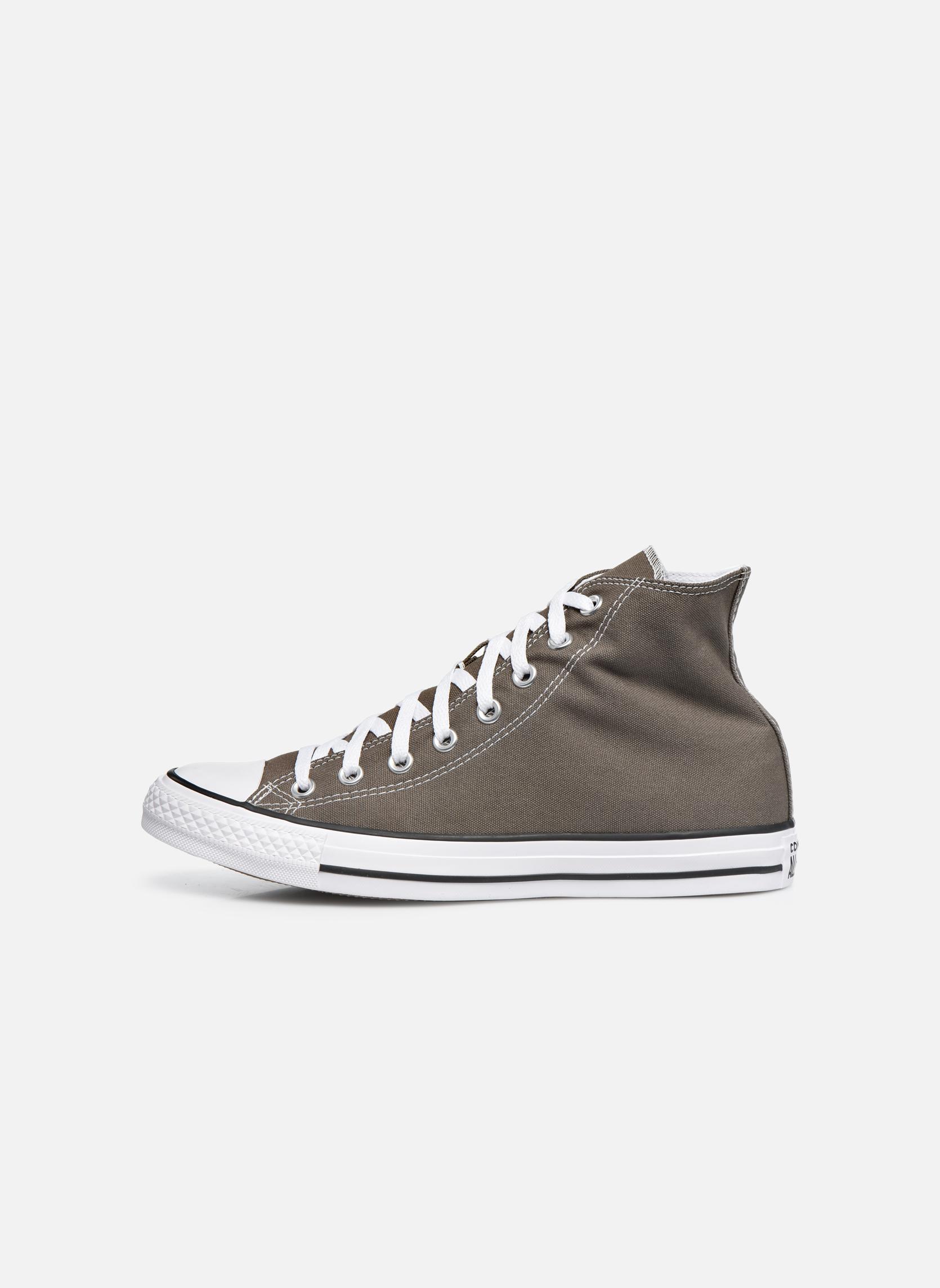 Sneakers Converse Chuck Taylor All Star Hi M Grijs voorkant
