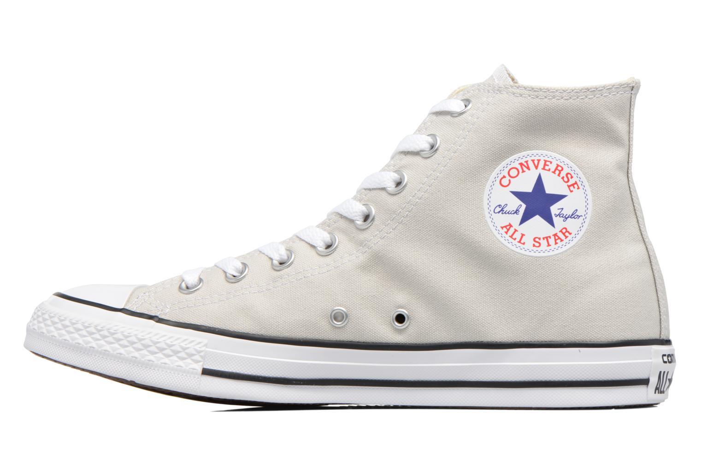 Sneakers Converse Chuck Taylor All Star Hi M Grigio immagine frontale