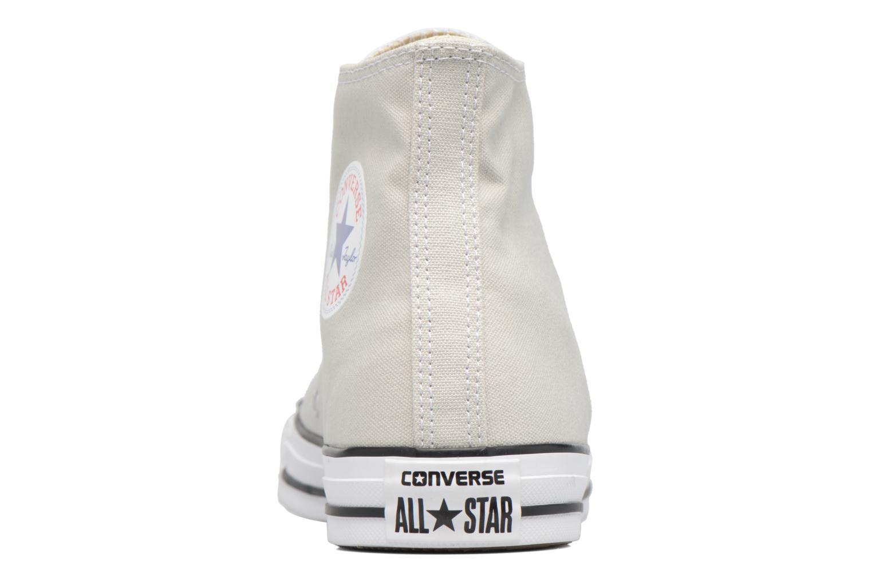 Baskets Converse Chuck Taylor All Star Hi M Gris vue droite