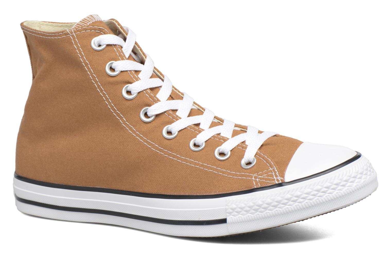 Sneaker Converse Chuck Taylor All Star Hi M braun detaillierte ansicht/modell