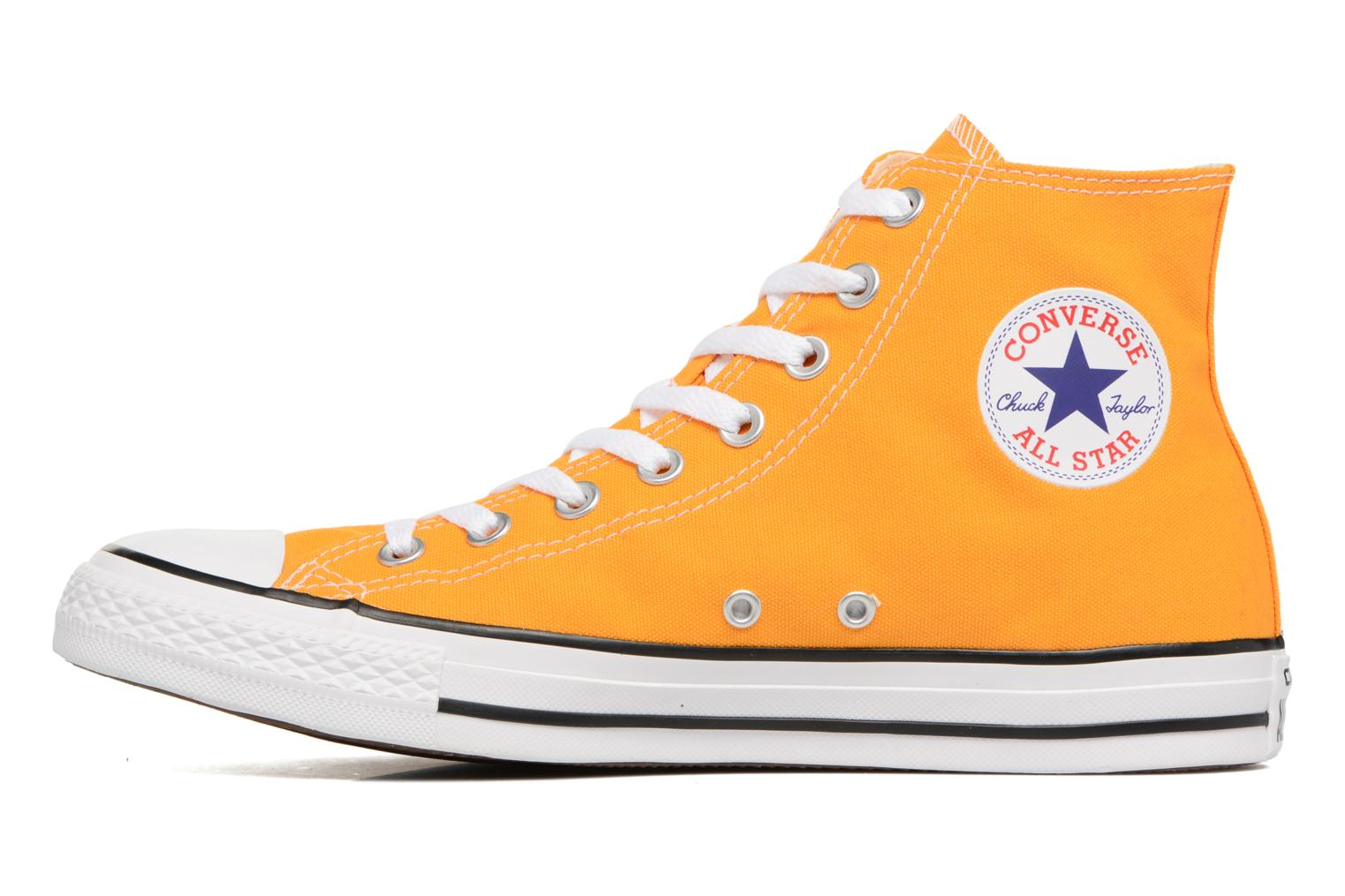 Sneakers Converse Chuck Taylor All Star Hi M Giallo immagine frontale