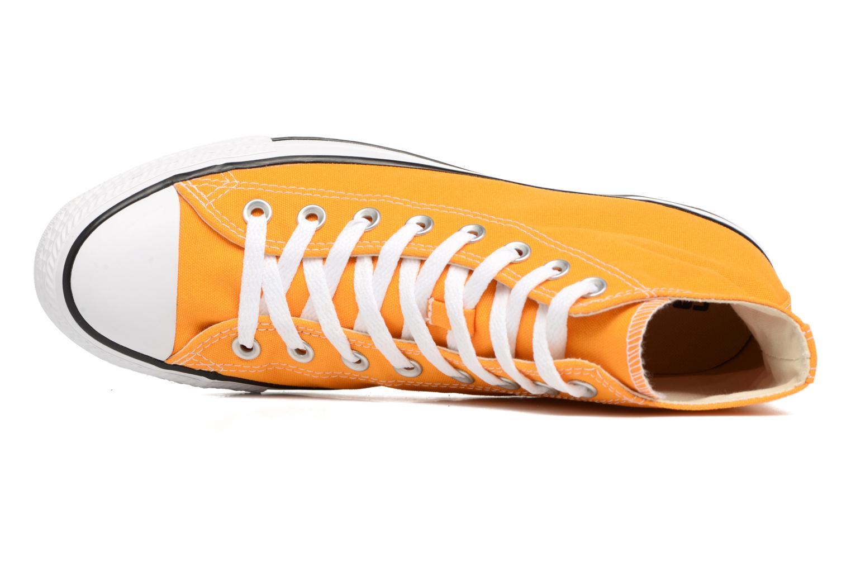 Sneakers Converse Chuck Taylor All Star Hi M Giallo immagine sinistra