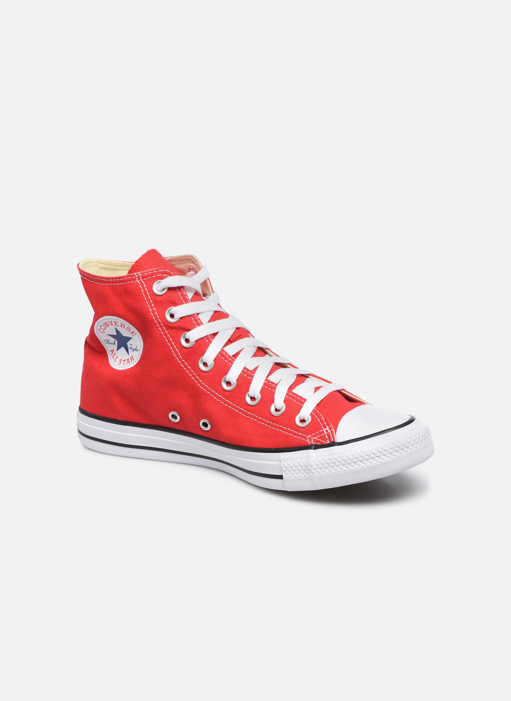 Sneaker Converse Chuck Taylor All Star Hi M rot detaillierte ansicht/modell