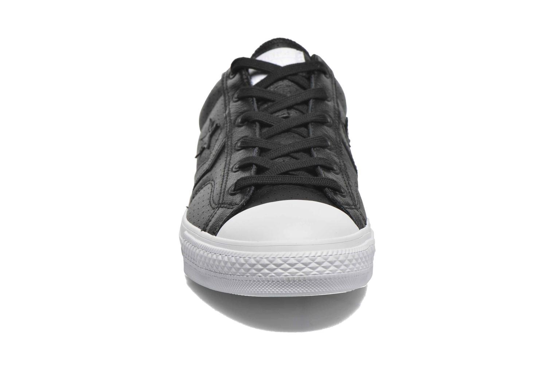 Sneakers Converse Star Player Cuir Ev M Zwart model
