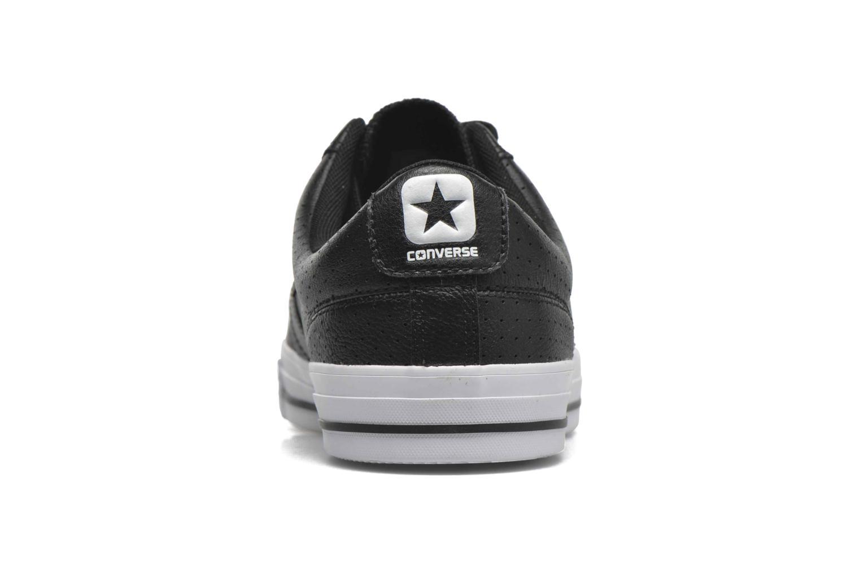 Star Player Cuir Ev M Black/black/white