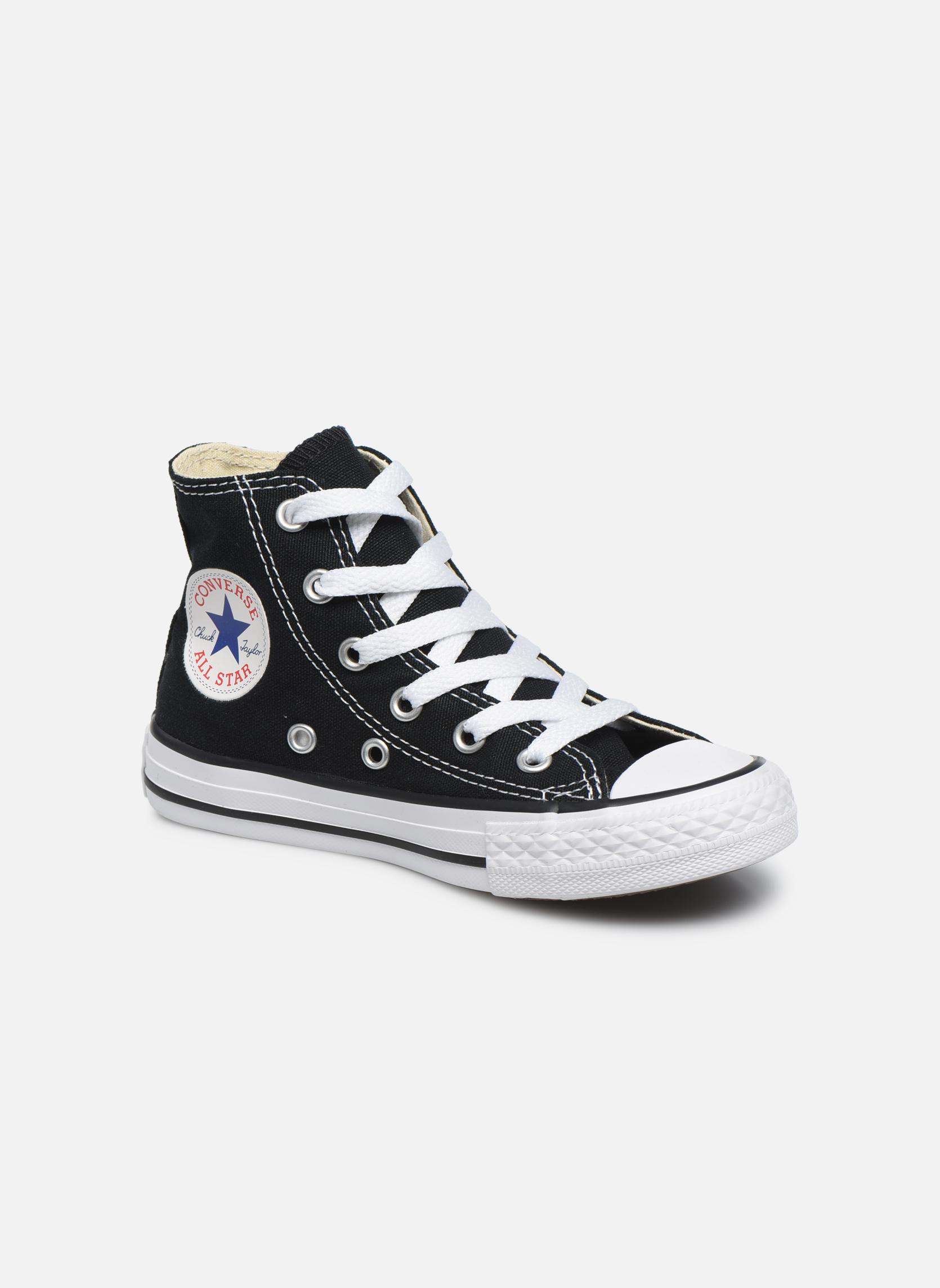 Chuck Taylor All Star Core Hi Black