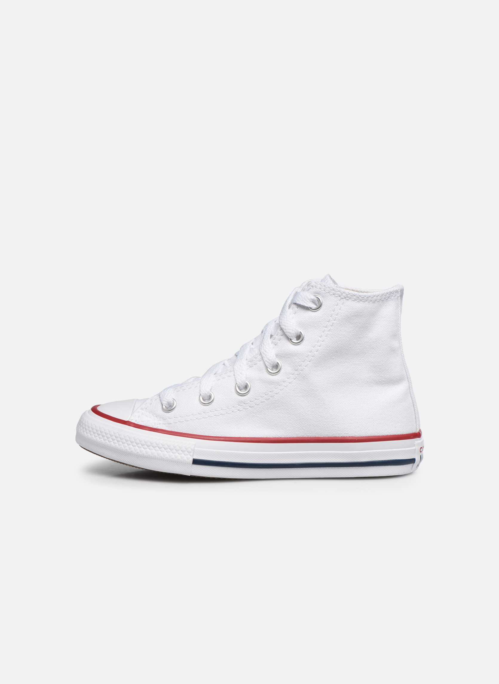 Sneakers Converse Chuck Taylor All Star Core Hi Bianco immagine frontale