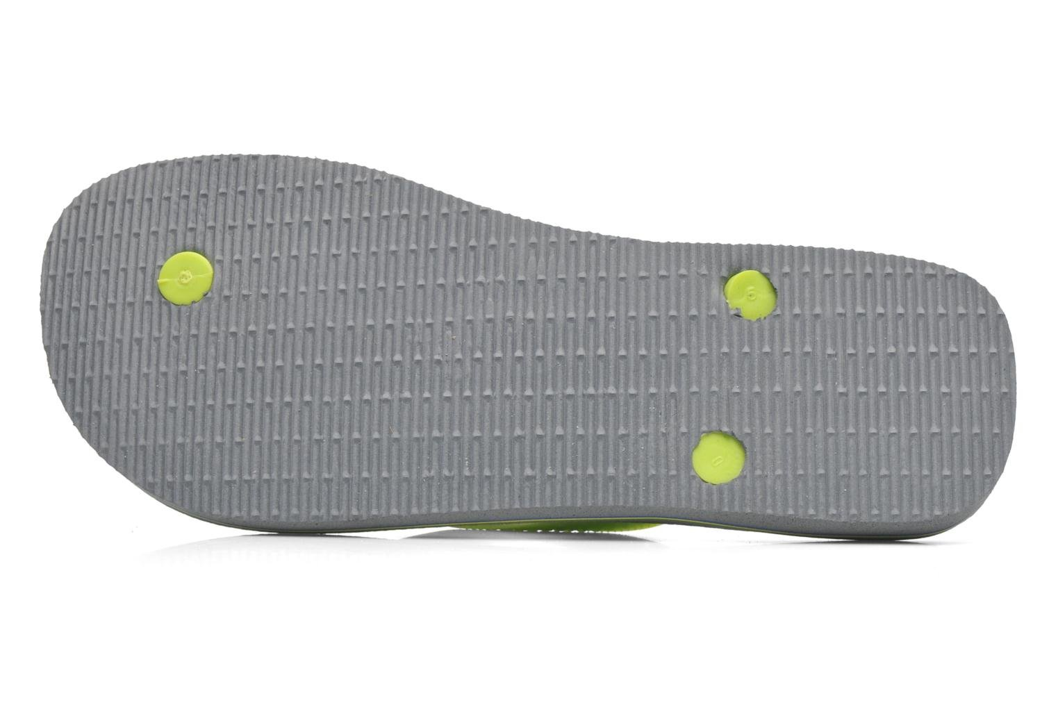 Flip flops Havaianas Brazil Logo H Grey view from the left