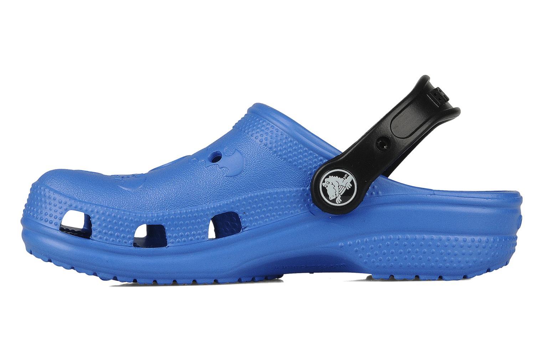 Sandals Crocs Batman Cayman Blue front view