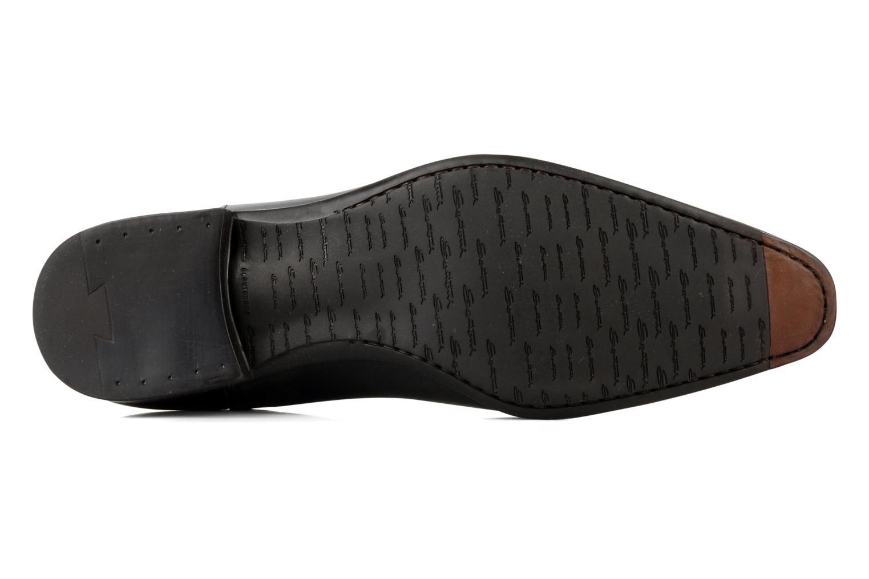 Stiefeletten & Boots Santoni Marlone 9291 grau ansicht von oben