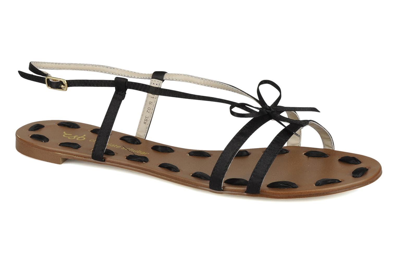 Sandalen Chocolate Schubar Schu-Schu schwarz detaillierte ansicht/modell
