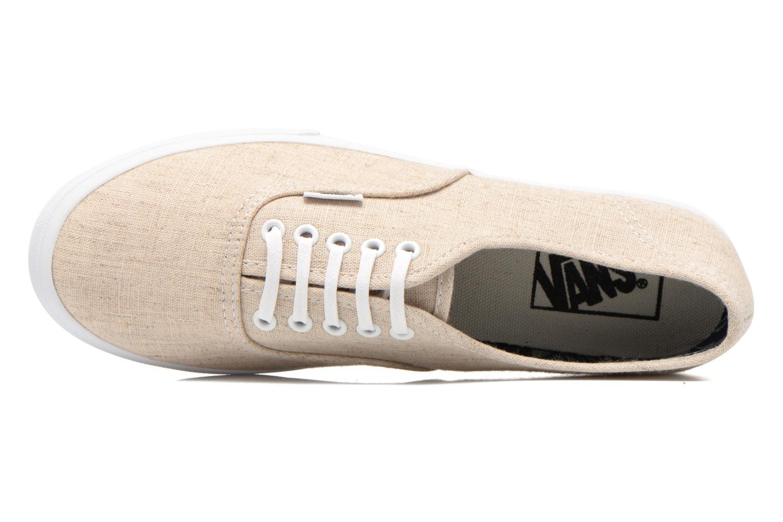 Sneakers Vans Authentic Lo Pro W Beige links