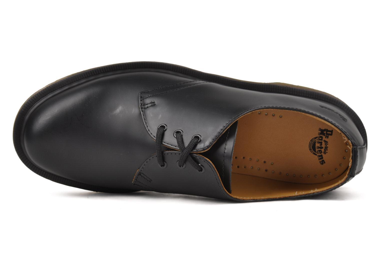 Chaussures à lacets Dr. Martens 1461 PW Noir vue gauche