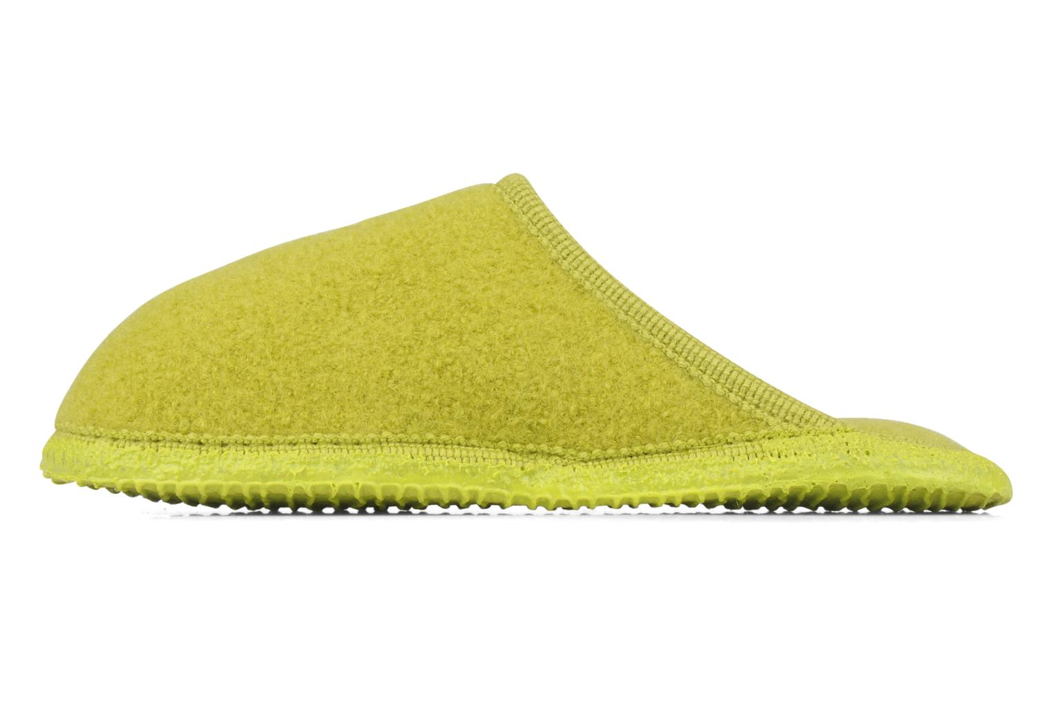 Slippers Giesswein Tino W Green front view