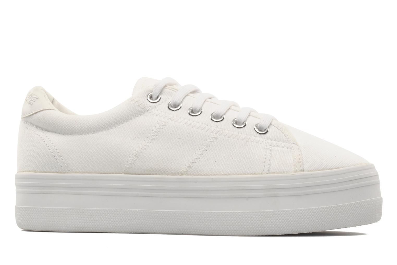 Sneakers No Name Plato Sneaker Wit achterkant