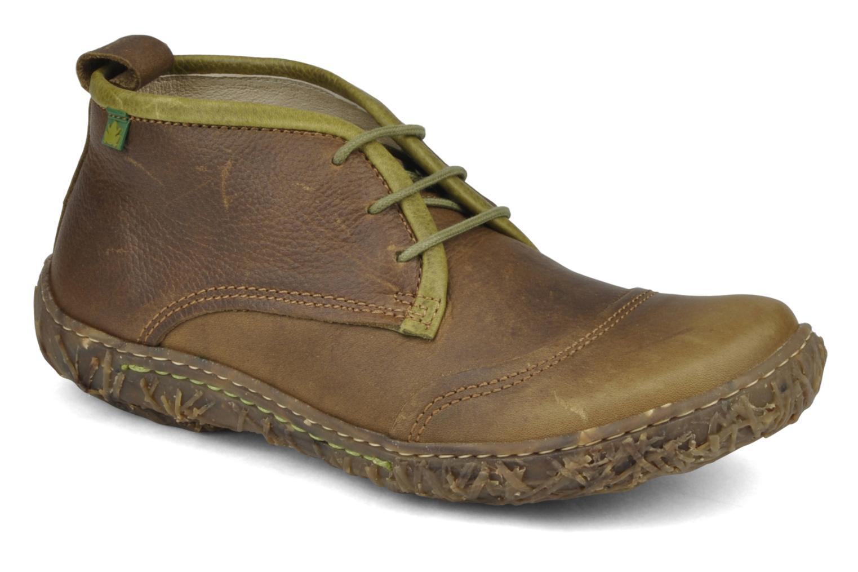Bottines et boots El Naturalista Nido Bottillon No 723 Marron vue détail/paire