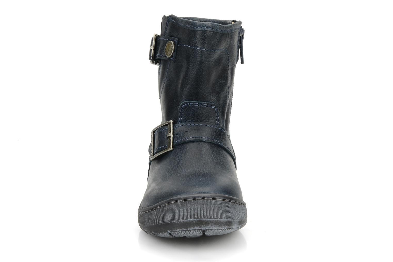 Boots en enkellaarsjes Palladium Botto Blauw model