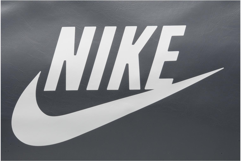 Borsa da palestra Nike Heritage Si Club Grigio immagine sinistra