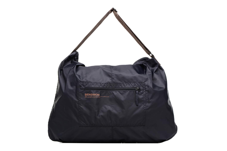Sporttassen Bensimon Shoulder Bag Blauw detail