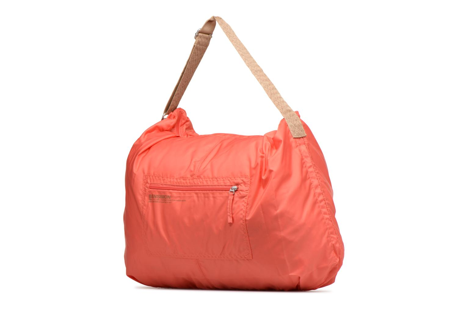 Sporttassen Bensimon Shoulder Bag Roze model