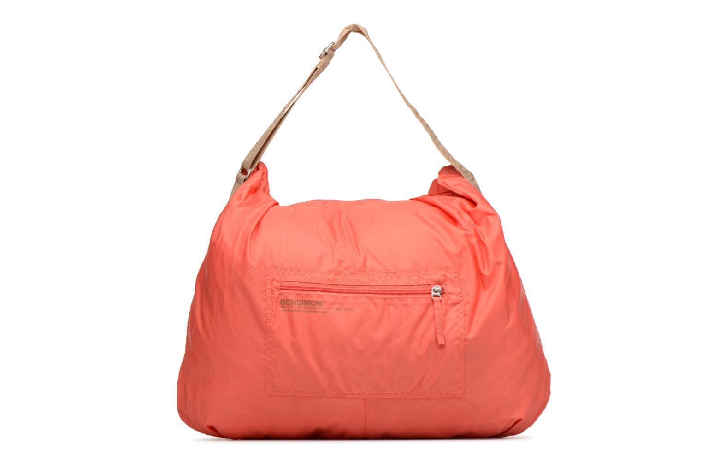 Sporttaschen Bensimon Shoulder Bag rosa detaillierte ansicht/modell