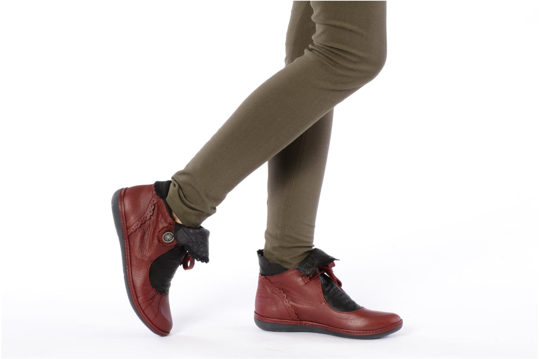 Bottines et boots Dkode Napini Noir vue bas / vue portée sac