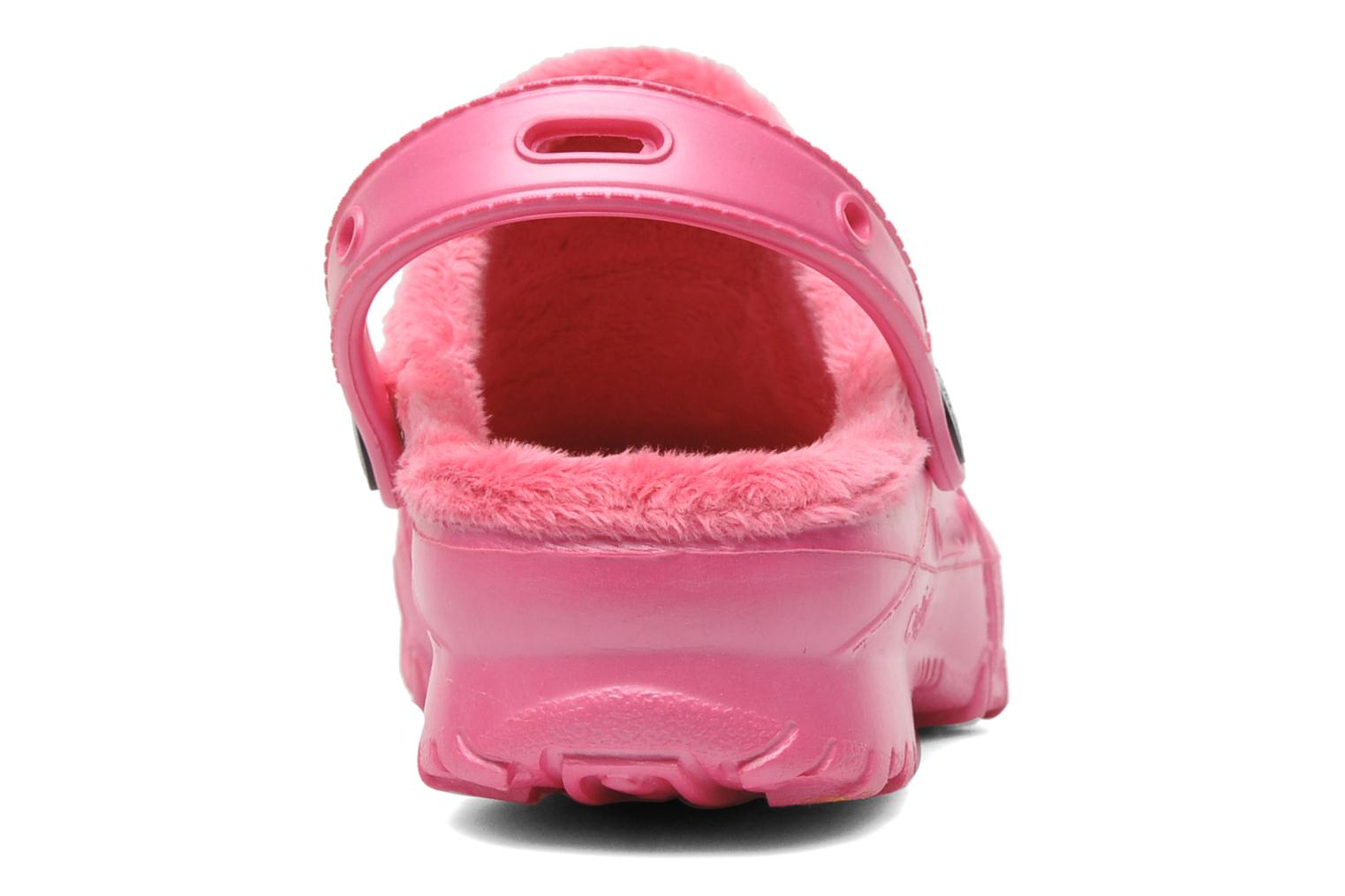 Sandals Skechers Cali Gear Darling E Pink view from the right