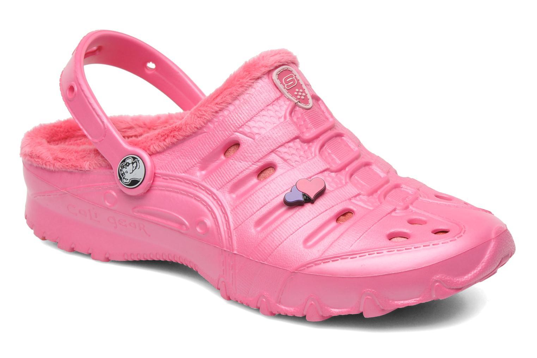 Sandalen Skechers Cali Gear Darling E Roze detail