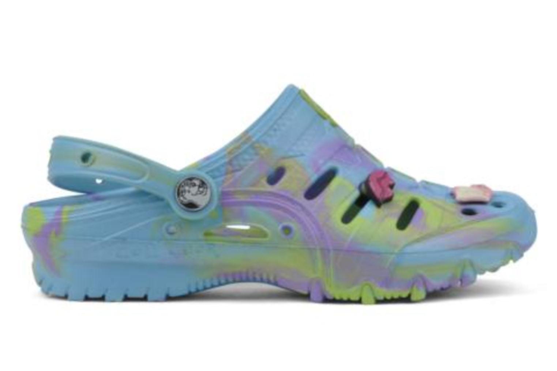 Sandales et nu-pieds Skechers Cali Gear Honey Bleu vue derrière