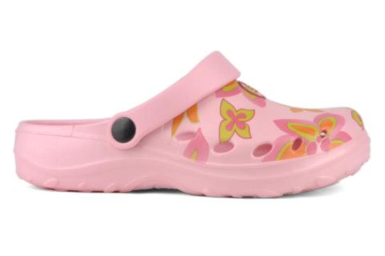 Sandalen Skechers Cali Gear Waterbugs E Roze achterkant
