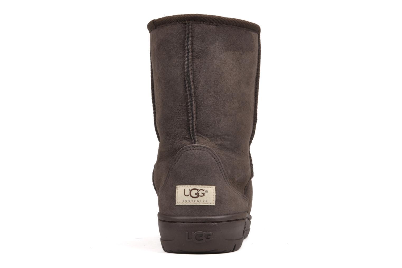 Boots en enkellaarsjes UGG Ultra Short Bruin rechts