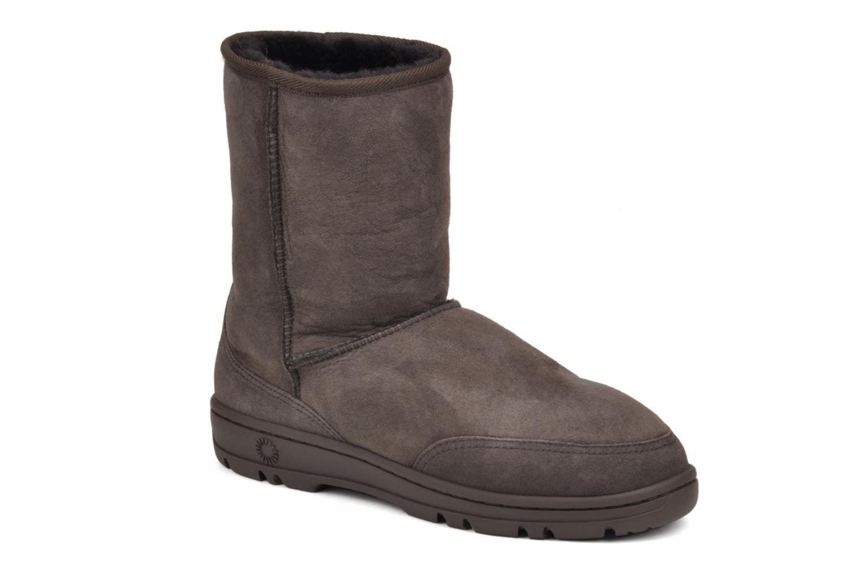 Boots en enkellaarsjes UGG Ultra Short Bruin detail