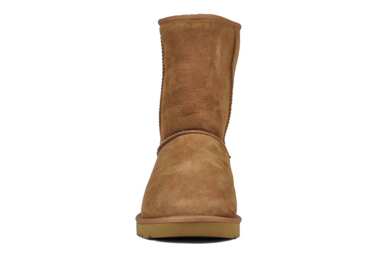 Boots en enkellaarsjes UGG Classic Short M Beige model