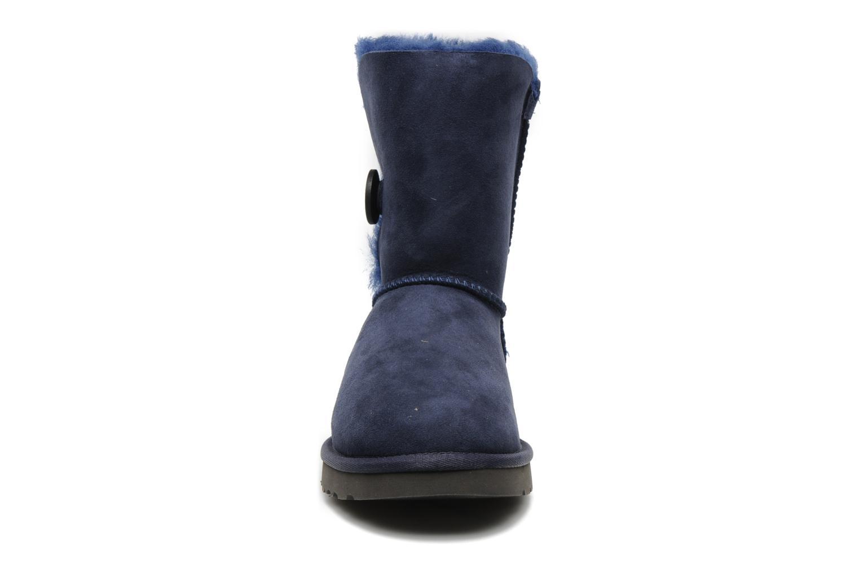 Boots en enkellaarsjes UGG Bailey Button Blauw model