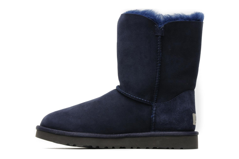 Boots en enkellaarsjes UGG Bailey Button Blauw voorkant