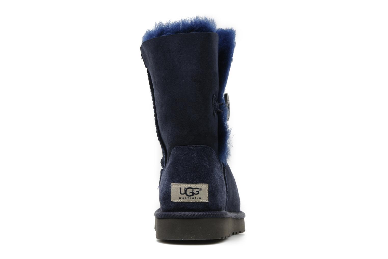 Boots en enkellaarsjes UGG Bailey Button Blauw rechts