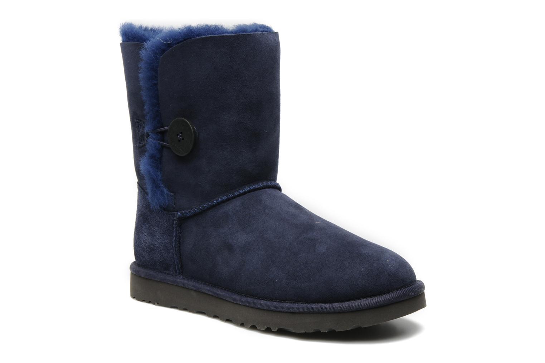 Boots en enkellaarsjes UGG Bailey Button Blauw detail
