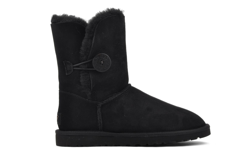 Stiefeletten & Boots UGG Bailey Button schwarz ansicht von hinten