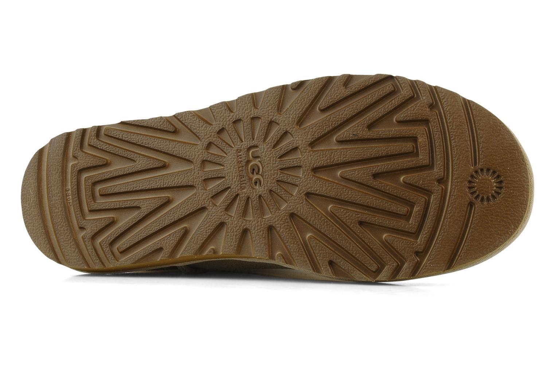 Boots en enkellaarsjes UGG Bailey Button Beige boven