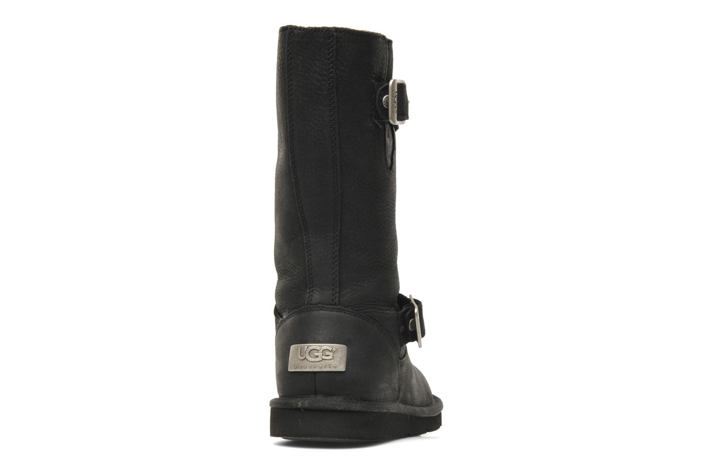 Bottines et boots UGG Kensington Noir vue droite