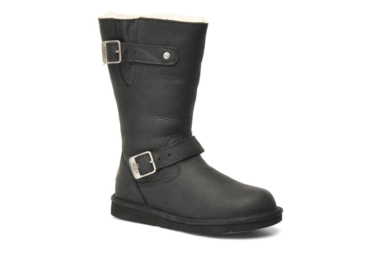 Bottines et boots UGG Kensington Noir vue détail/paire