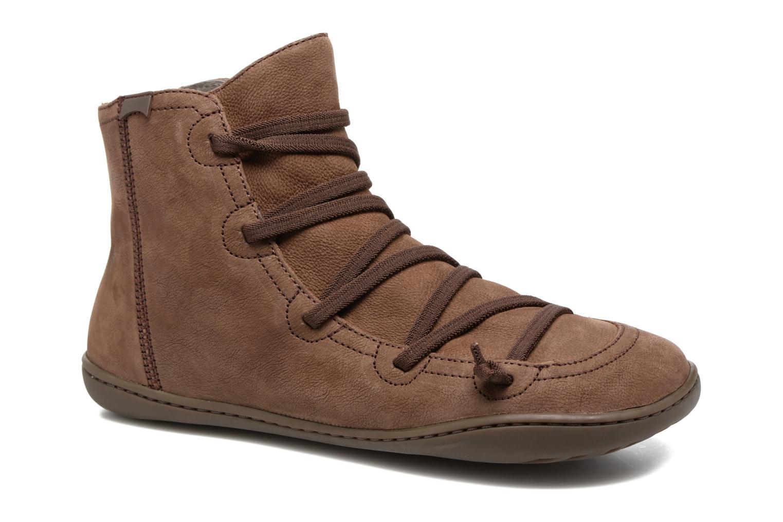 Grandes descuentos últimos zapatos Camper Peu Cami 46104 (Marrón) - Botines  Descuento