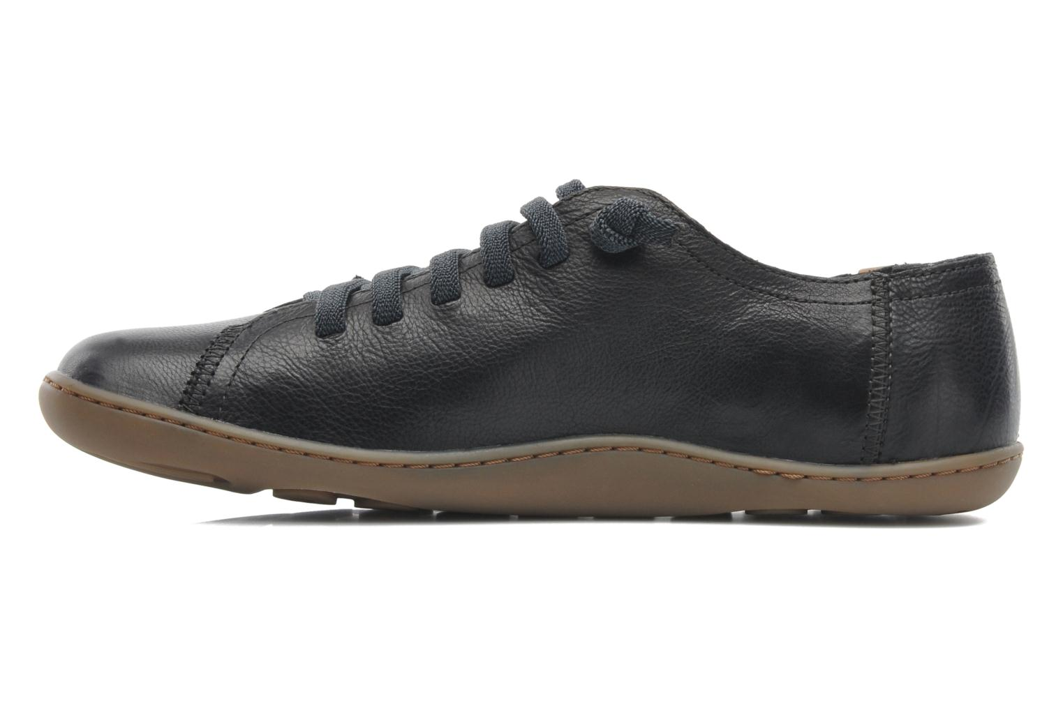 Trainers Camper Peu Cami 20848 Black front view