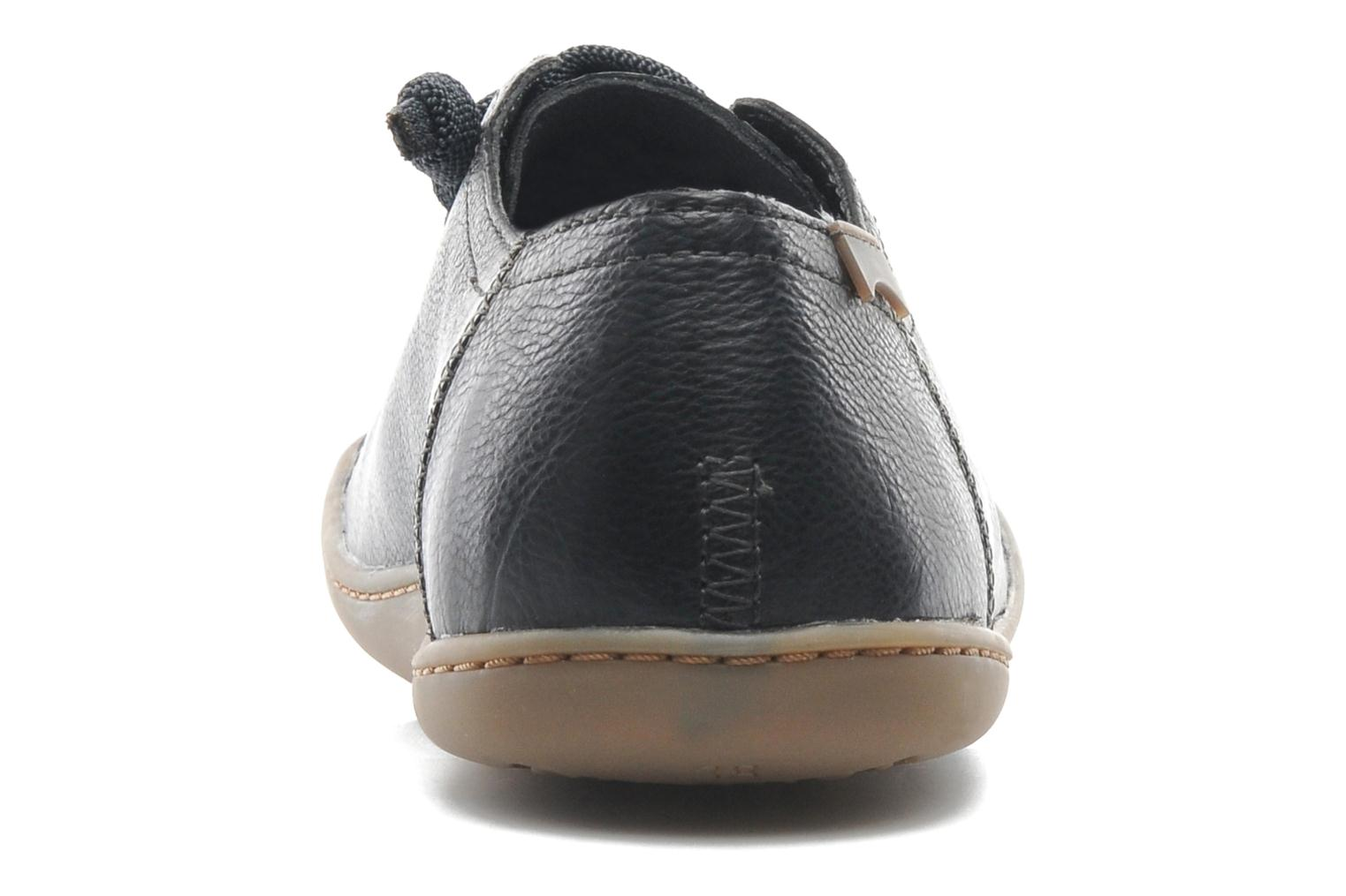 Trainers Camper Peu Cami 20848 Black view from the right