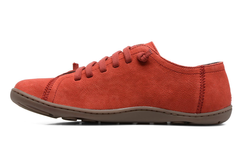 Sneaker Camper Peu Cami 20848 rot ansicht von vorne