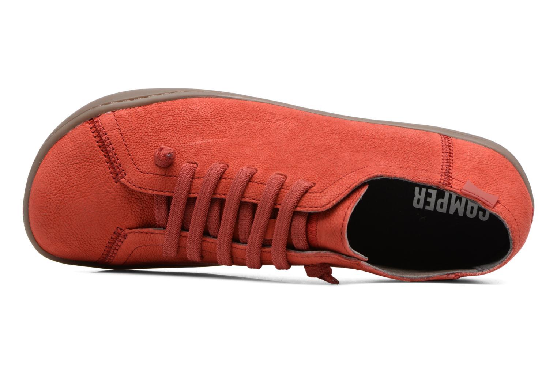 Sneaker Camper Peu Cami 20848 rot ansicht von links
