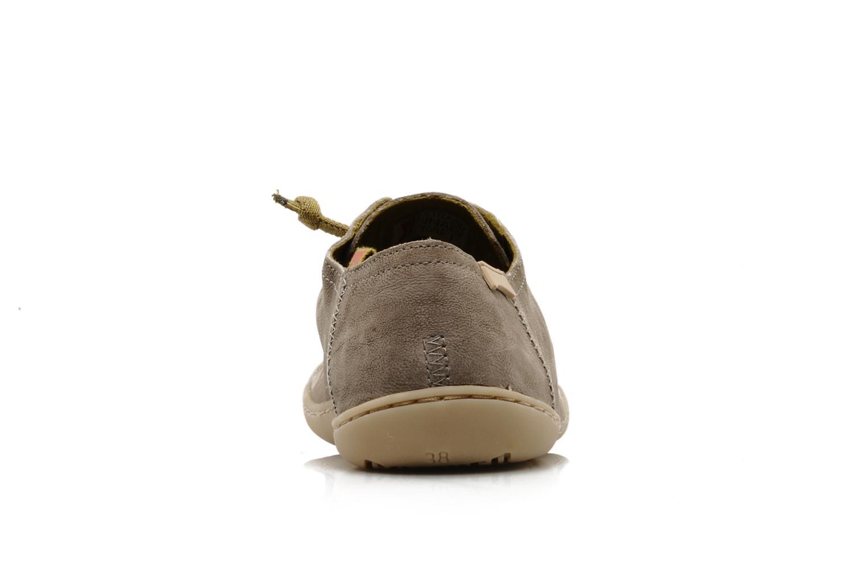 Sneakers Camper Peu Cami 20848 Beige rechts
